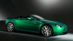 Aston Martin V8 Vantage S rims and wheels photo