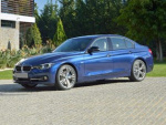 BMW 328 rims and wheels photo