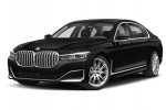 BMW 740 rims and wheels photo