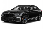 BMW M760 tire size