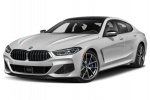 BMW M850 Gran Coupe tire size