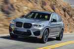 BMW X3 M tire size