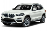 BMW X3 rims and wheels photo