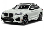 BMW X4 M tire size