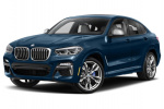 BMW X4 tire size