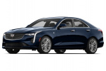 Cadillac CT4 tire size