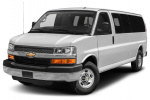 Photo 2018 Chevrolet Express 3500