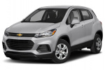 Chevrolet Trax bulb size