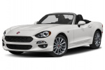FIAT 124 Spider bulb size