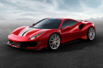 Ferrari 488 Pista rims and wheels photo