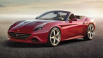 Ferrari California tire size