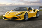 Photo 2020 Ferrari F8 Spider