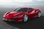 Ferrari F8 Tributo rims and wheels photo