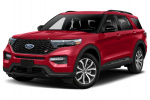 Ford Explorer bolt pattern