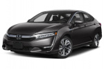 Honda Clarity Plug-In Hybrid rims and wheels photo