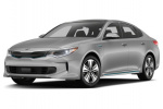 Kia Optima Plug-In Hybrid tire size