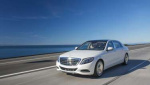 Photo 2017 Mercedes-Benz Maybach S550