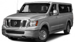 Photo 2017 Nissan NV Passenger NV3500 HD