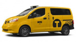 Photo 2015 Nissan NV200 Taxi