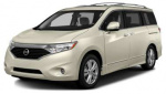 Nissan Quest rims and wheels photo