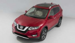 Photo 2017 Nissan Rogue Hybrid