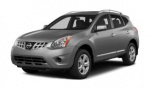 Nissan Rogue Select tire size