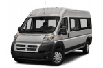 RAM ProMaster 2500 Window Van bolt pattern
