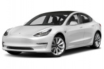 Tesla Model 3 rims and wheels photo