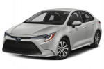 Photo 2020 Toyota Corolla Hybrid
