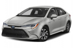 Photo 2021 Toyota Corolla Hybrid