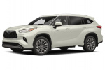 Photo 2020 Toyota Highlander Hybrid