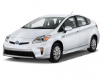 Toyota Prius Plug-in tire size