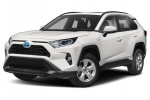 Photo 2020 Toyota RAV4 Hybrid