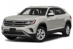 Volkswagen Atlas Cross Sport rims and wheels photo