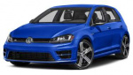 Photo 2017 Volkswagen Golf R