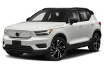 Volvo XC40 Recharge Pure Electric tire size
