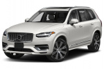 Volvo XC90 Recharge Plug-In Hybrid bulb size