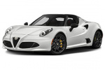 Photo 2018 Alfa Romeo 4C Spider