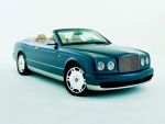 Bentley  Azure rims and wheels photo