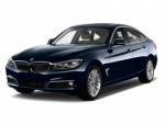 BMW 335 Gran Turismo rims and wheels photo