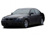 BMW  525 tire size