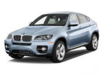 BMW  ActiveHybrid X6 tire size