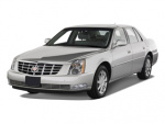 Cadillac  DTS tire size