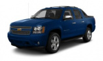 Chevrolet  Avalanche bulb size
