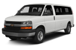 Chevrolet Express 1500 bolt pattern