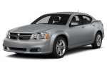 Dodge Avenger tire size
