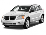 Dodge Caliber tire size