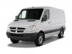 Dodge  Sprinter Van 2500 tire size