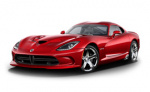 Dodge Viper tire size