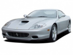 Ferrari  575M rims and wheels photo
